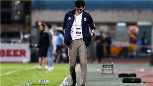 HLV Park thua trận ra mắt với Hà Nội và hành động của bầu Hiển