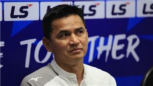 HLV Kiatisuk dè chừng HLV Hàn Quốc, không quan tâm tới Hà Nội FC