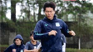 Trung vệ Hàn Quốc giải thích lý do gia hạn với HAGL