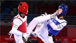 VĐV taekwondo Kim Tuyền: 'Tôi học được nhiều kỹ thuật mới ở Olympic'