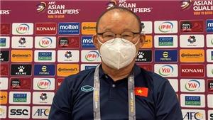 HLV Park Hang Seo: 'Tuyển Việt Nam được tiếp sức vì thi đấu vào ngày Quốc khánh'