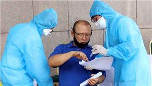 Tuyển Việt Nam xét nghiệm COVID-19 7 ngày/lần