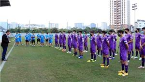 Chủ tịch nước Nguyễn Xuân Phúc chúc các chiến binh sao vàng giành vé vào vòng loại thứ 3 World Cup 2022