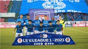 CLB Than Quảng Ninh không được tham dự V League 2022