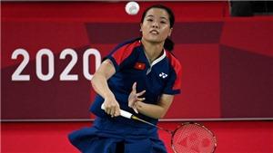 Hotgirl cầu lông Thùy Linh trải lòng trong ngày chia tay Olympic