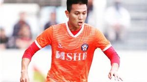 Cầu thủ gốc Nghệ đầu tiên hồi hương đầu quân SLNA