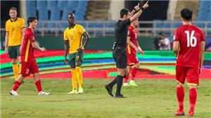 VFF kiến nghị FIFA và AFC về chất lượng trọng tài sau sự cố VAR