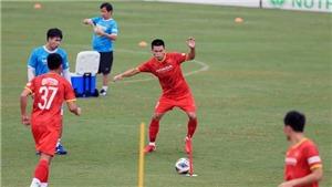 HLV Park Hang Seo đã 'mở lòng' với các tân binh