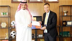 VFF và SAFF ký biên bản ghi nhớ hợp tác về phát triển bóng đá