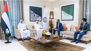 VFF và UAEFA thống nhất mở rộng quan hệ hợp tác và phát triển bóng đá