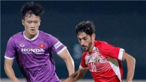 Việt Nam 1-1 Jordan: Thày trò ông Park hòa mà không cần... ghi bàn