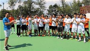 Giao hữu bóng đá Thanh niên Việt Nam tại Hong Kong và tại Macau