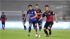 Vòng 3 giải hạng Nhì QG 2019: Lâm Đồng, BRVT đứng đầu 2 bảng A, B