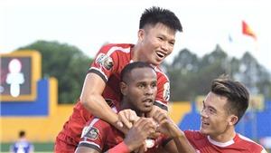 B.Bình Dương 2-3 TPHCM: Bạn thân HLV Park Hang Seo cho Anh Đức ngậm trái đắng