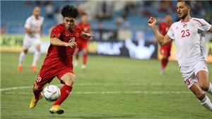 U23 Việt Nam vs U23 Oman: Công Phượng luôn sống ở lằn ranh (VTV5 trực tiếp)