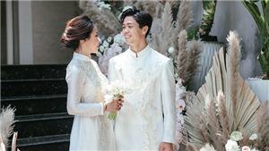 Công Phượng khoe ảnh cưới lung linh, lần đầu lên tiếng về lễ đính hôn