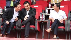 'Sốt' phòng làm việc của cựu Phó Chủ tịch VFF Cấn Văn Nghĩa