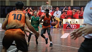 VBA 2019: Danang Dragons đả bại Cantho Catfish