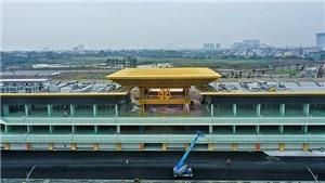 Đặt tên Việt Nam cho khán đài đường đua F1 Hà Nội