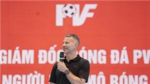 Ryan Giggs kết thúc chuyến công du Nghệ An, Hà  Tĩnh