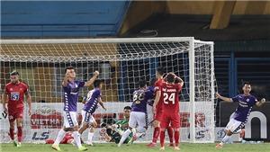 Hà Nội FC giải hạn thành công nhờ đổi màu phong thủy?