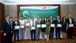 Laguna Lang Co Golf Club là sân golf tốt nhất Việt Nam năm 2019