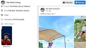 Minh Vương 'thả thính' trong ngày đi picnic cùng người khác giới?