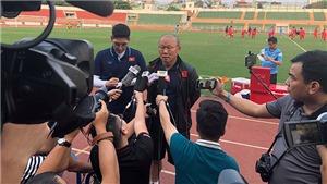 HLV Park Hang Seo: 'Quang Hải sẽ đá ở Thái Lan, đã có phương án thay Văn Hậu'