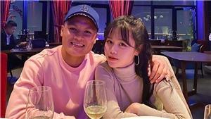 Quang Hải tình tứ, gọi bạn gái là vợ yêu trong ngày sinh nhật