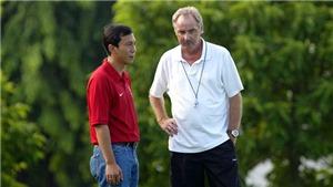 Phó Chủ tịch VFF Trần Quốc Tuấn: 'HLV Riedl có những đóng góp quan trọng cho bóng đá Việt Nam'