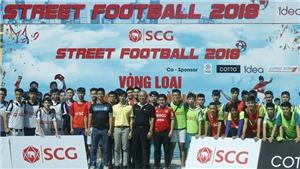 Giải BĐ đường phố SCG Street Football đến Hà Nội