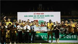 Bầu Quyết thưởng riêng 1 tỷ đồng cho FLC Thanh Hoá