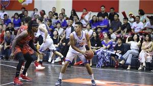 VBA 2018: Thang Long Warriors 69-75 Hanoi Buffaloes: ĐKVĐ thất thủ