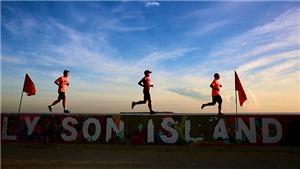 Giải VĐQG Marathon Báo Tiền Phong 2020: Chạy giữa biển đảo quê hương