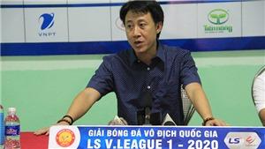 HLV Thanh Hóa lý giải bí quyết chiến thắng ở đấu trường V League sau gần 1 năm