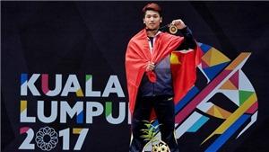 Dính doping, á quân cử tạ Asiad 2018 Trịnh Văn Vinh có thể bị cấm thi đấu 8 năm