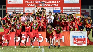 VFF lên tiếng: PVF đã thực hiện đúng quy định của BTC giải U19