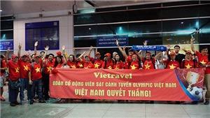 Hơn 100 CĐV bay chuyên cơ sang Indonesia cổ vũ U23 Việt Nam