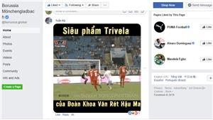 Vì Đoàn Văn Hậu, CĐV Việt Nam khuấy động fanpage Gladbach