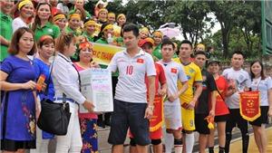 Cộng đồng người Việt tại Macau thiết thực kỷ niệm Ngày Thương binh - Liệt sỹ