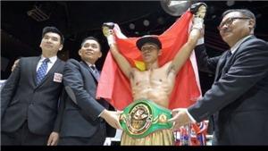 'Mayweather Việt' muốn đưa boxing Việt Nam vươn tầm thế giới