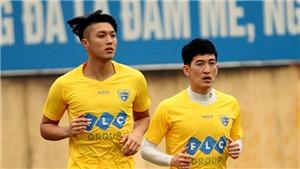 FLC Thanh Hóa thử việc 'soái ca' từ K-League