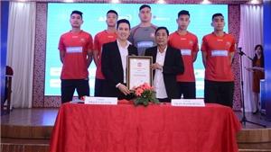 CLB Hải Phòng nhận nhiệm vụ top 3 V-League 2018