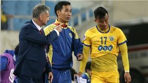 Chủ tịch FLC Thanh Hóa tiết lộ lý do chia tay 4 cầu thủ