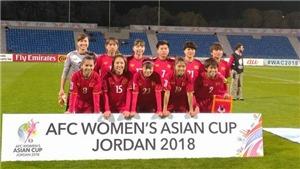 Tuyển nữ Việt Nam đã rời Jordan