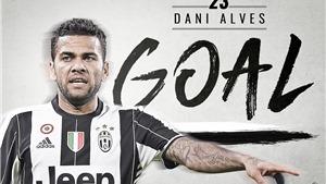 Với Alves, Juventus đã 'bình thường hóa' mọi thách thức ở Champions League