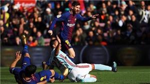 ĐIỂM NHẤN Barca 2-2 Celta: Cơn khát bàn đã chấm dứt với Messi. Đáng lo rồi, Barca