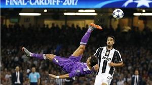 10 tháng trước, Ronaldo cũng suýt lập 'xe đạp chổng ngược' vào lưới Juventus