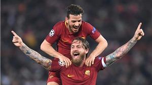 De Rossi, Manolas và Dzeko: Những người hùng vươn lên từ khổ đau của Roma