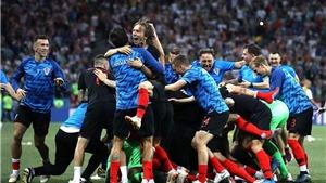Video clip bàn thắng trận Croatia 1-1 (pen 3-2) Đan Mạch: Khi Modric suýt chút nữa thành tội đồ